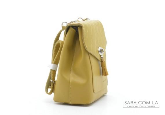 Рюкзак David Jones 6209-2T mustard