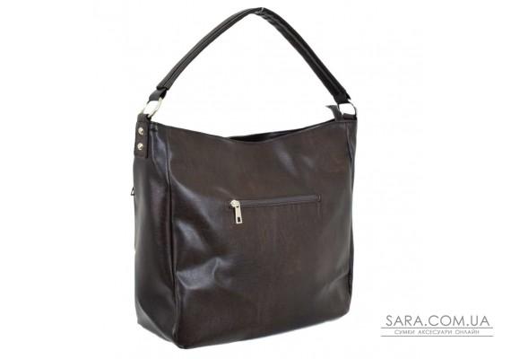 616 сумка пітон коричнева Lucherino