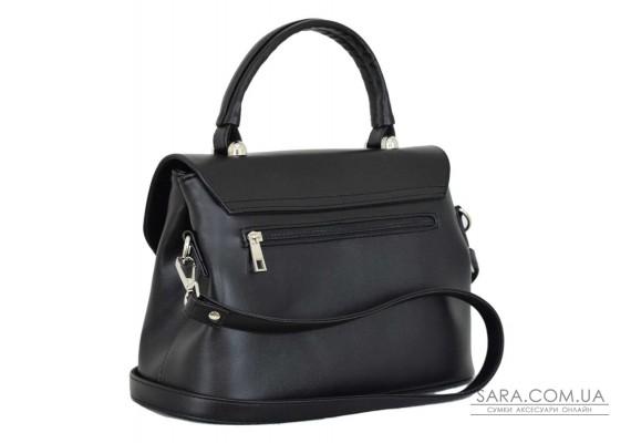 622 сумка чорна г Lucherino