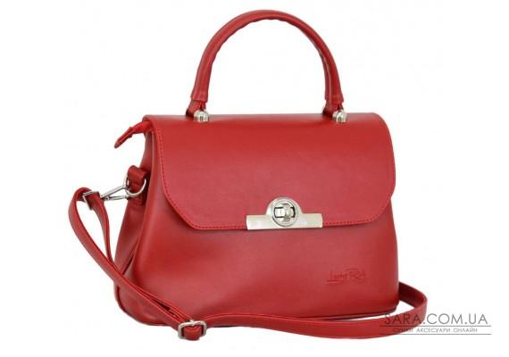 622 сумка красная г Lucherino