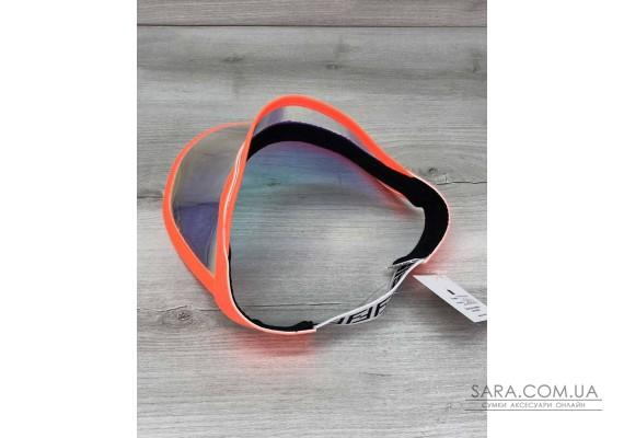 Молодіжна Перламутрова кепка з помаранчевим WeLassie