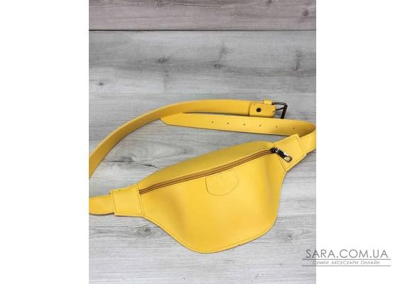 Женская сумочка Tery желтая WeLassie